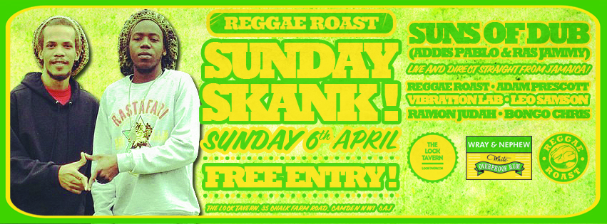 Sunday Skank FB (Suns Of Dub)